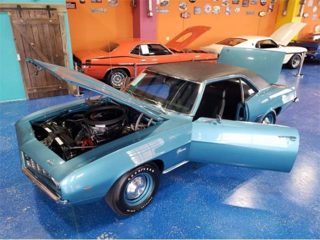 1969 Chevrolet Camaro (CC-1476661) for sale in Cadillac, Michigan