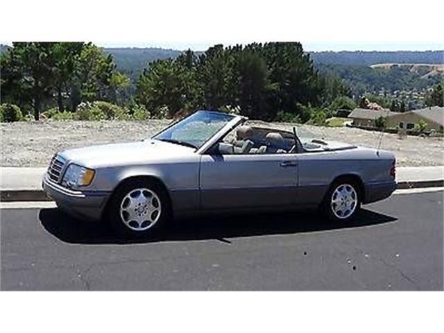 1995 Mercedes-Benz E350 (CC-1476667) for sale in Cadillac, Michigan