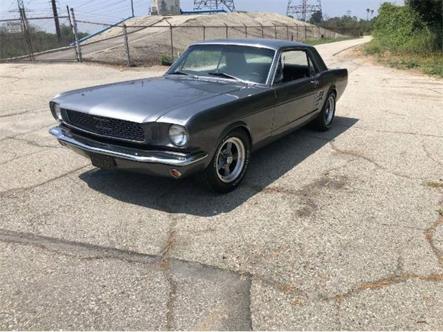 1966 Ford Mustang (CC-1476689) for sale in Cadillac, Michigan