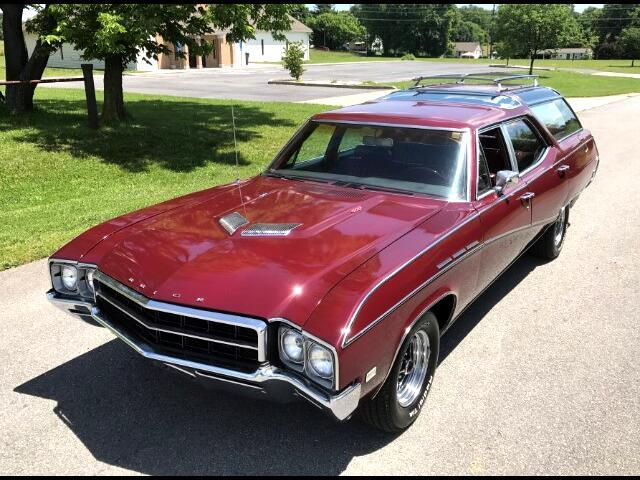 1969 Buick Sport Wagon (CC-1470669) for sale in Harpers Ferry, West Virginia