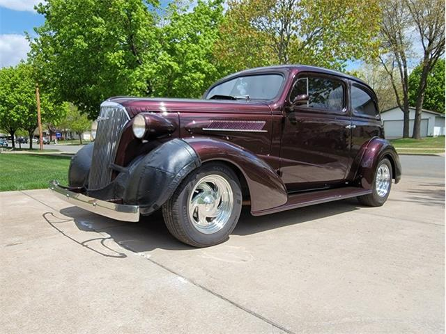1937 Chevrolet Master (CC-1476694) for sale in Stanley, Wisconsin