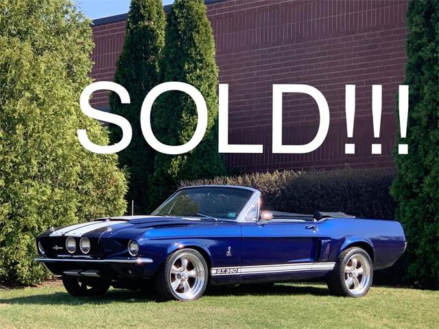 1967 Ford Mustang (CC-1476732) for sale in Geneva, Illinois