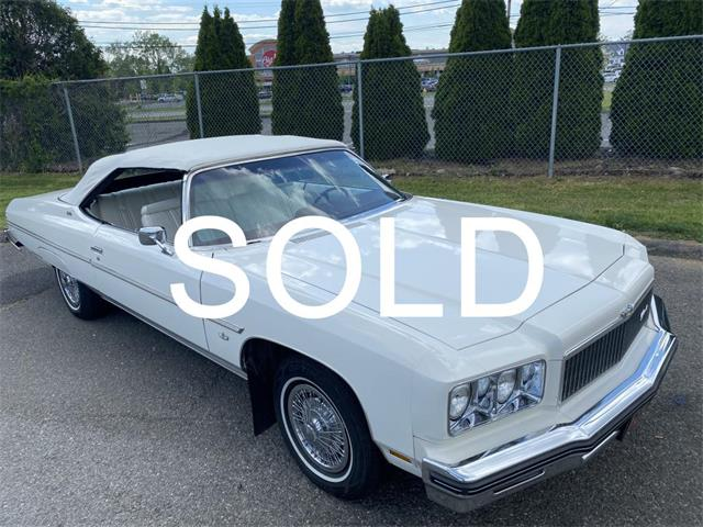 1975 Chevrolet Caprice (CC-1476735) for sale in Milford City, Connecticut