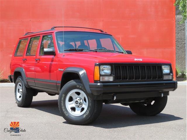 1996 Jeep Cherokee (CC-1476742) for sale in Tempe, Arizona
