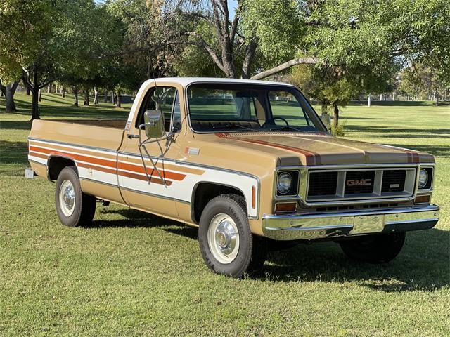 1973 GMC 2500 (CC-1476756) for sale in Scottsdale, Arizona
