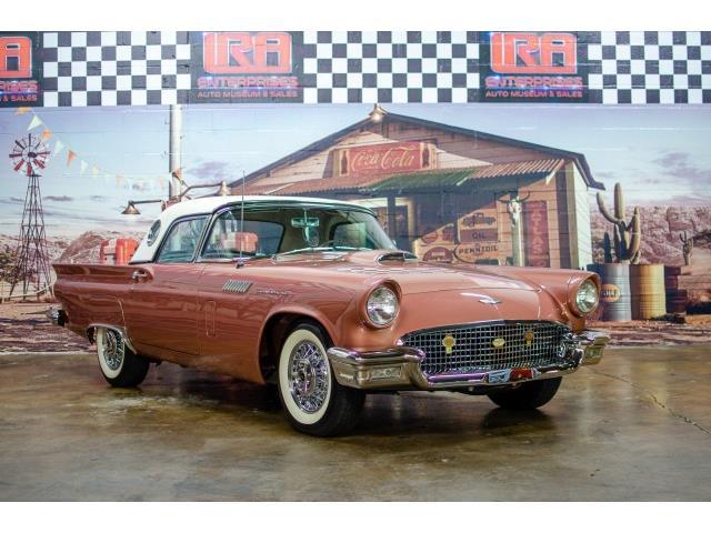 1957 Ford Thunderbird (CC-1476771) for sale in Bristol, Pennsylvania