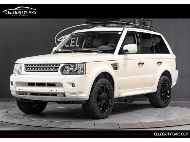 2010 Land Rover Range Rover Sport (CC-1476778) for sale in Las Vegas, Nevada