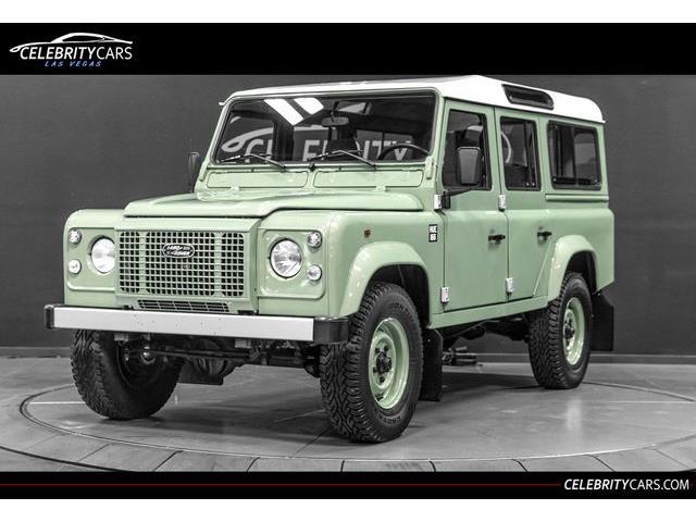 1996 Land Rover Defender (CC-1476780) for sale in Las Vegas, Nevada