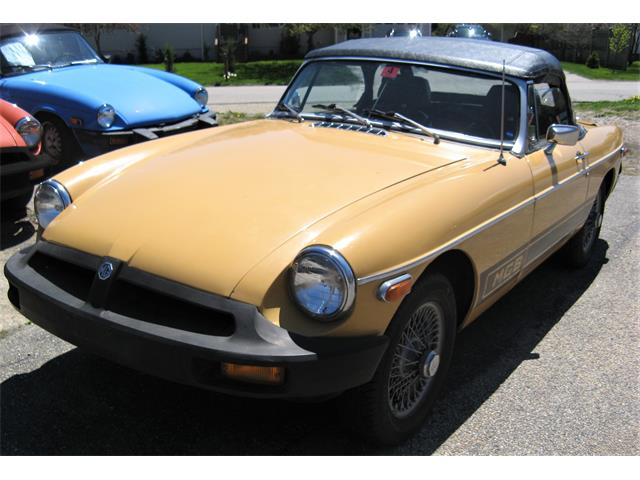 1977 MG MGB (CC-1476833) for sale in Rye, New Hampshire