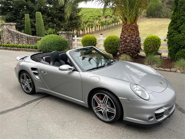 2009 Porsche 911 Carrera Turbo (CC-1476842) for sale in Napa, California