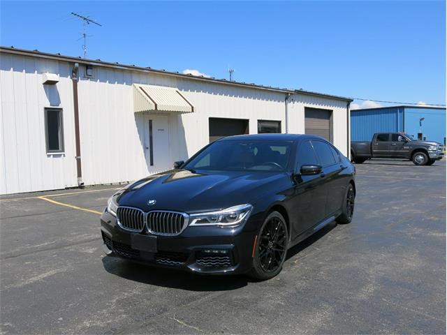 2017 BMW 7 Series (CC-1476877) for sale in Manitowoc, Wisconsin