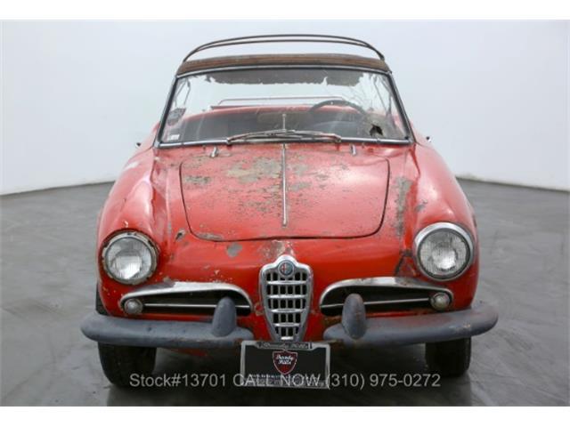 1962 Alfa Romeo Giulietta Spider (CC-1476925) for sale in Beverly Hills, California