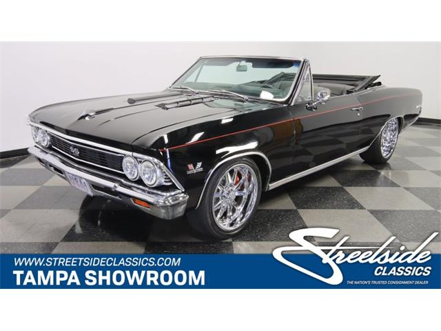 1966 Chevrolet Chevelle (CC-1476937) for sale in Lutz, Florida