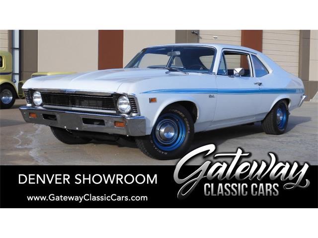 1969 Chevrolet Nova (CC-1476947) for sale in O'Fallon, Illinois