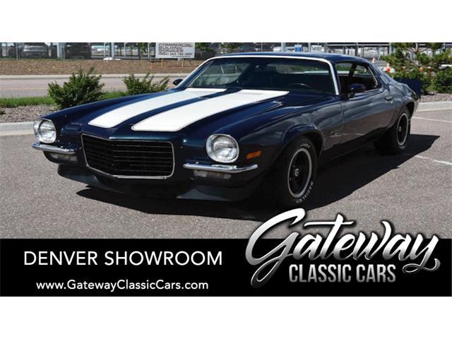 1973 Chevrolet Camaro (CC-1476952) for sale in O'Fallon, Illinois