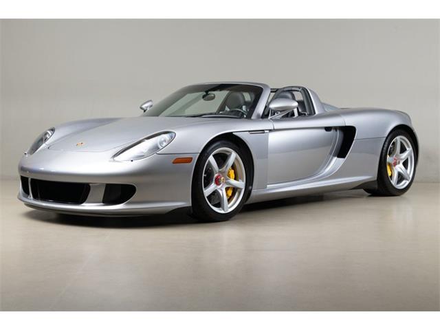 2004 Porsche Carrera (CC-1476988) for sale in Scotts Valley, California