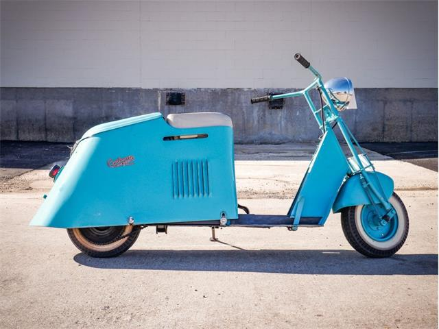 1946 Cushman Utility Vehicle (CC-1470070) for sale in Jackson, Mississippi