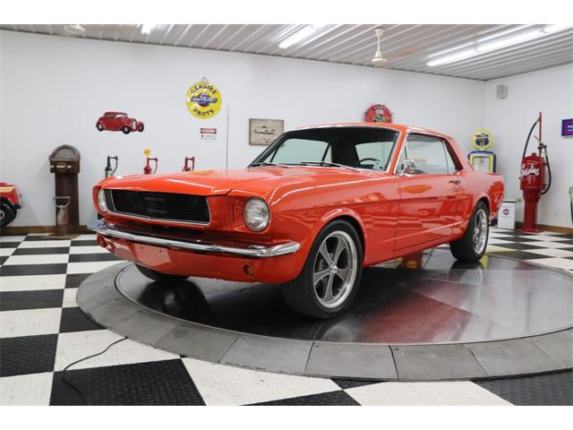 1966 Ford Mustang (CC-1477010) for sale in Clarence, Iowa