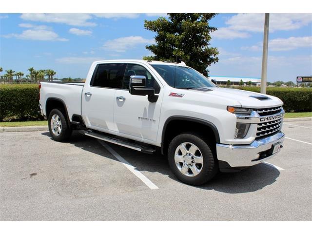 2020 Chevrolet Silverado (CC-1477016) for sale in Sarasota, Florida