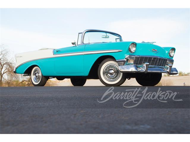 1956 Chevrolet Bel Air (CC-1477019) for sale in Las Vegas, Nevada