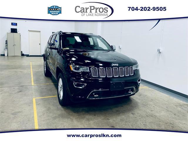 2017 Jeep Grand Cherokee (CC-1470702) for sale in Mooresville, North Carolina