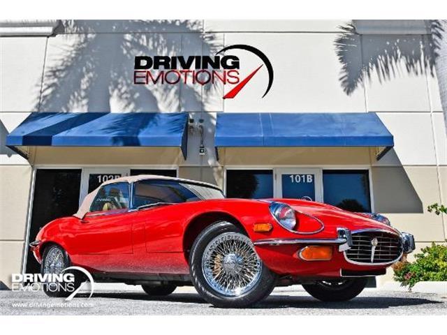 1974 Jaguar E-Type (CC-1477022) for sale in West Palm Beach, Florida
