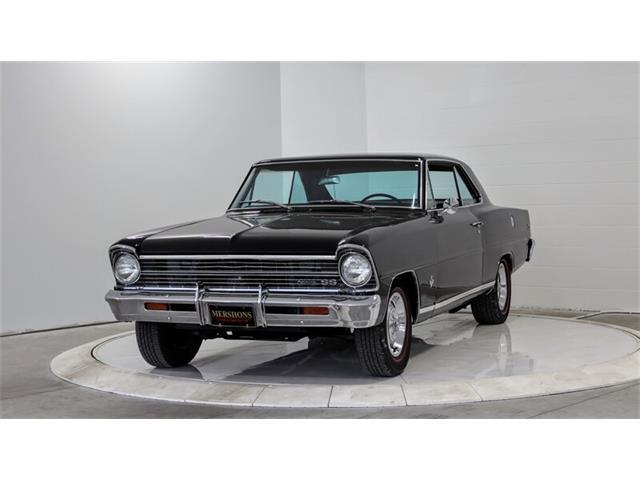1967 Chevrolet Nova II (CC-1477040) for sale in Springfield, Ohio