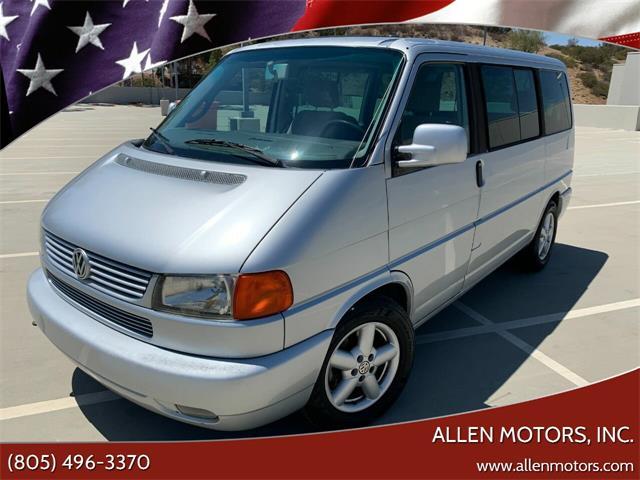 2001 Volkswagen Van (CC-1477088) for sale in Thousand Oaks, California