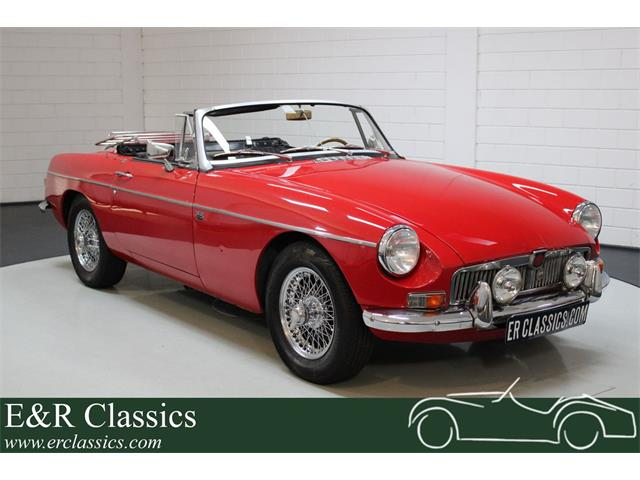 1969 MG MGB (CC-1470710) for sale in Waalwijk, [nl] Pays-Bas