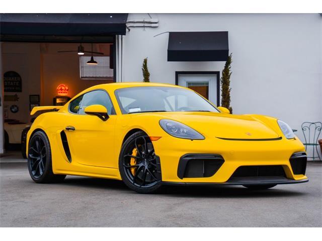 2021 Porsche 718 Cayman (CC-1477118) for sale in Santa Barbara, California