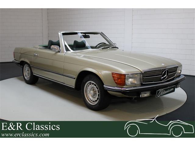 1972 Mercedes-Benz 350SL (CC-1470713) for sale in Waalwijk, Noord Brabant