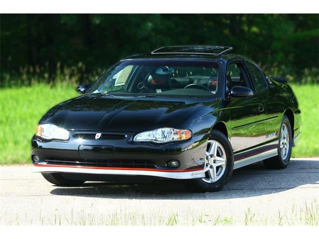 2002 Chevrolet Monte Carlo (CC-1477142) for sale in Elyria, Ohio