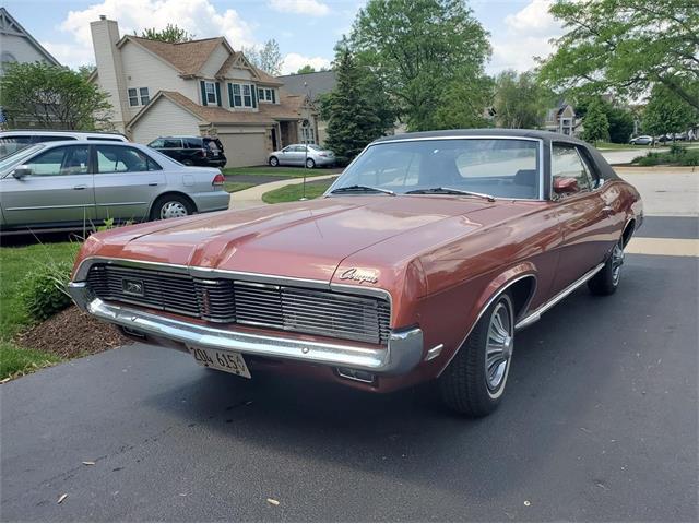 1969 Mercury Cougar (CC-1477163) for sale in Aurora, Illinois