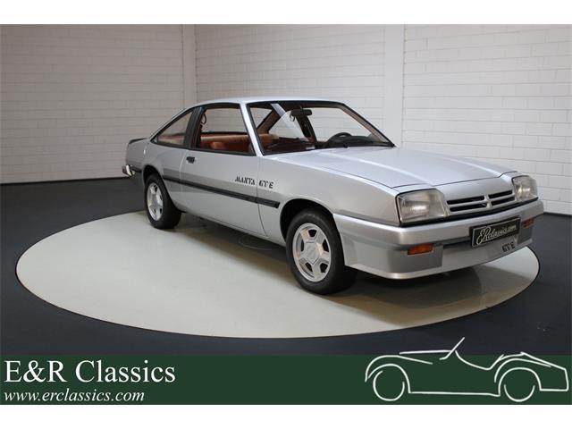 1984 Opel Manta (CC-1470717) for sale in Waalwijk, Noord Brabant