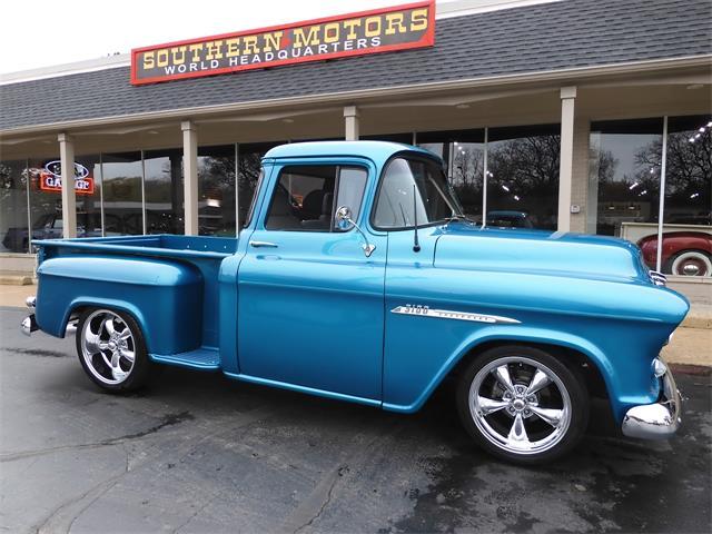 1955 Chevrolet 3100 (CC-1470719) for sale in CLARKSTON, Michigan