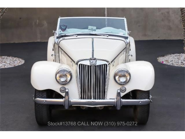 1955 MG TF (CC-1477197) for sale in Beverly Hills, California