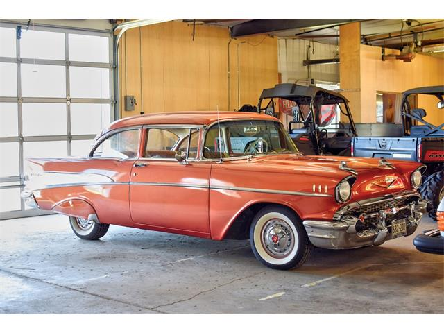 1957 Chevrolet Bel Air (CC-1470720) for sale in Watertown, Minnesota