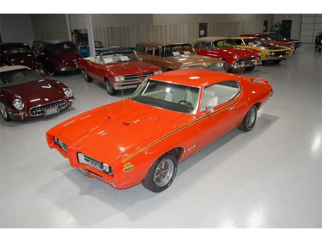 1969 Pontiac GTO (CC-1477222) for sale in Rogers, Minnesota