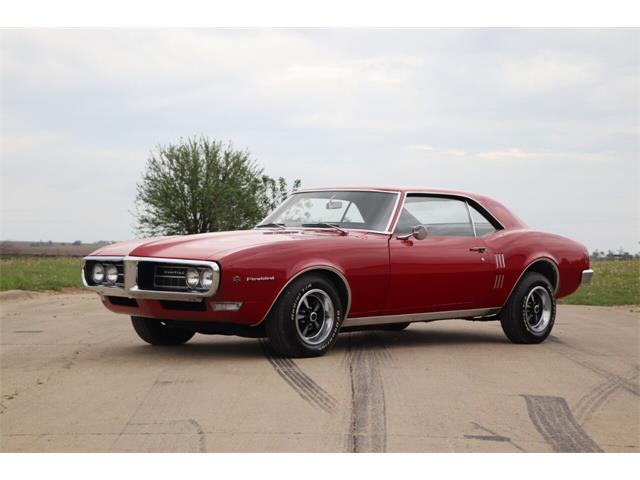 1968 Pontiac Firebird (CC-1477226) for sale in Clarence, Iowa