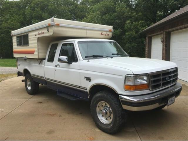 1997 Ford F250 (CC-1477239) for sale in Cadillac, Michigan