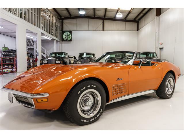 1971 Chevrolet Corvette Stingray (CC-1470726) for sale in St. Louis, Missouri