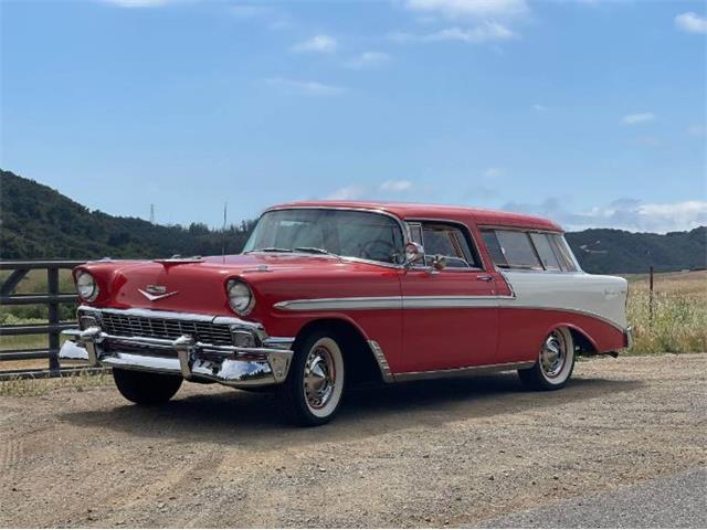 1956 Chevrolet Nomad (CC-1477260) for sale in Cadillac, Michigan