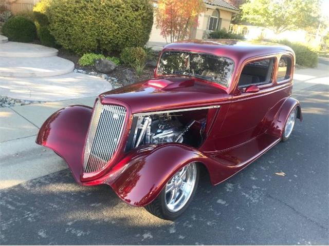 1933 Ford Victoria (CC-1477270) for sale in Cadillac, Michigan