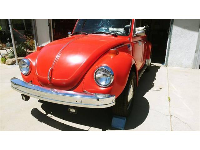 1975 Volkswagen Super Beetle (CC-1477281) for sale in Cadillac, Michigan