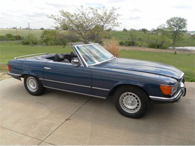 1972 Mercedes-Benz 450SL (CC-1477289) for sale in Cadillac, Michigan