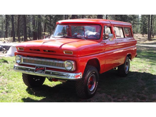 1964 Chevrolet Suburban (CC-1470731) for sale in Spokane, Washington