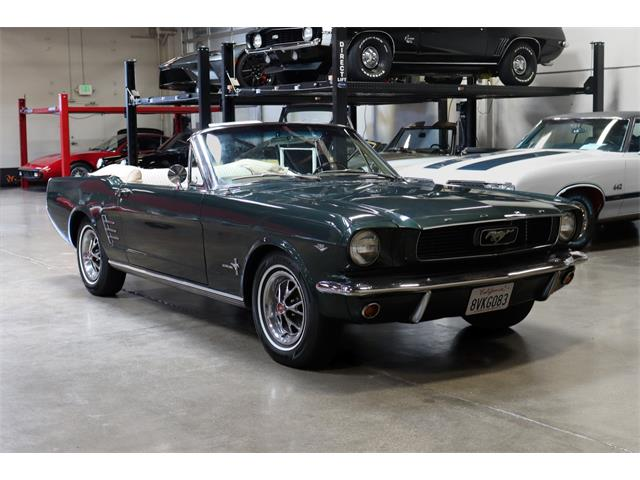 1966 Ford Mustang (CC-1477338) for sale in San Carlos, California