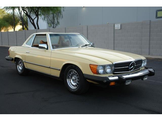 1978 Mercedes-Benz 450SL (CC-1477340) for sale in Phoenix, Arizona