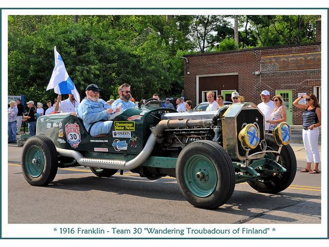 1927 Franklin Speedster (CC-1477402) for sale in London, England