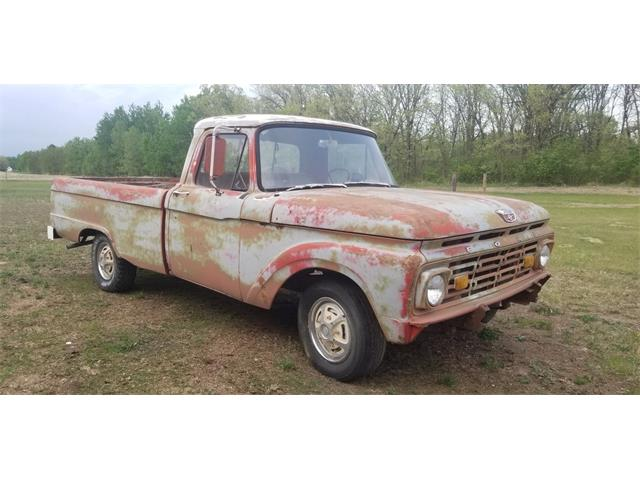 1964 Ford 1/2 Ton Pickup (CC-1477406) for sale in Thief River Falls, MN, Minnesota